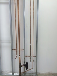 Copper Water Lines